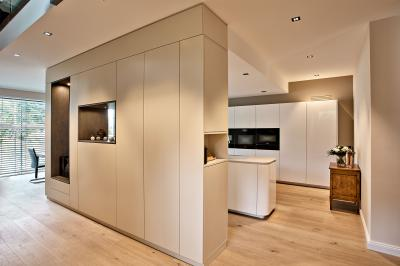 Custom Made Built In Closets And Storage Systems Dressing Ost
